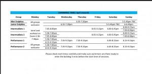 Timetable_start 12 April